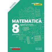 Matematica 2019 - 2020 Consolidare - Algebra, Geometrie - Clasa A VIII-A - Semestrul II - Avizat M. E. N.