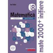 Matematica 2019 - 2020 - Initiere - Algebra, Geometrie - Clasa A VIII-A - Caiet de lucru - Semestrul II