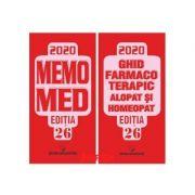 MEMOMED 2020 - Volumul I si II - Editia 26 - Dumitru Dobrescu