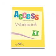 Access 1 Workbook. Caietul elevului pentru clasa a V-a - Virginia Evans - Evans, Virginia