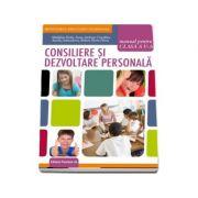 Consiliere si dezvoltare personala, manual pentru clasa a V-a - Madalina Radu (Contine CD cu editia digitala)