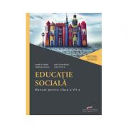Educatie sociala. Manual pentru clasa a VII-a  Manual câștigător licitația MEN 2019.