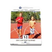 Educatie fizica si sport, manual pentru clasa a VI-a