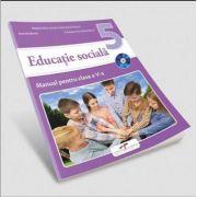 Educatie sociala, manual pentru clasa a V-a - Daniela Barbu (Contine editia digitala)