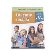 Educatie sociala, manual pentru clasa a V-a - Olga Paraiala (Contine si editia digitala) - Paraiala, Olga