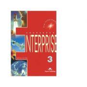 Curs de limba engleza. Enterprise 3 (SB) Pre-Intermediate. Manualul elevului pentru clasa a VII-a