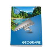 Geografie, manual pentru clasa a V-a (Octavian Mandrut) - Contine si editia digitala - Mandrut, Octavian