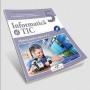 Informatica si TIC, manual pentru clasa a V-a - Doru Anastasiu Popescu (Contine editia digitala)