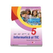 Informatica si TIC, manual pentru clasa a V-a - Luminita Ciocaru (Contine editia digitala)