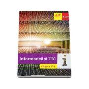 Informatica si TIC, manual pentru clasa a V-a - Mihaela Giurgiulescu - Giurgiulescu, Mihaela