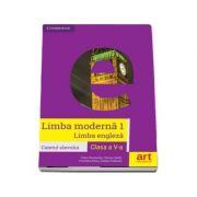 Limba engleza - L1 - caietul (Workbook) elevului pentru clasa a V-a - Clare Kennedy - Kennedy, Clare