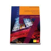 Limba franceza, limba moderna 2. Manual pentru clasa a VII-a