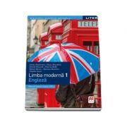 Limba moderna 1, Engleza. Manual pentru clasa a VII-a
