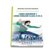 Limba moderna 2, Limba Engleza. Manual pentru clasa a VII-a - Morris, Catrin E