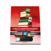 Limba si literatura romana caiet de Antrenament si Aprofundare clasa a VI-a (Mihaiela Cota-Marginean)