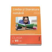 Limba si literatura romana. Clasa a VI-a, caiet de lucru pe unitati de invatare - Cheroiu, Mariana