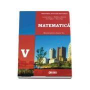Matematica, manual pentru clasa a V-a - Lenuta Andrei (Contine editia digitala)