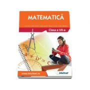 Matematica. Manual pentru clasa a VII-a - Cicu, Ion