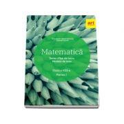 Matematica pentru clasa a VIII-a. Semestrul I - Antonescu, Marius