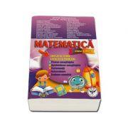 Matematica. Sinteze de teorie, exercitii si probleme, pentru clasa a VIII-a - Smarandache, Stefan