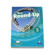 New Round-Up 5 students book with CD-rom