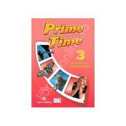 Prime Time 3, B1+, Workbook and Grammar Book, pentru clasa a VII-a
