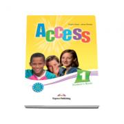 Student Book Access 1 (nivel A1). Manual de Limba Engleza pentru clasa a V-a - Virginia Evans - Evans, Virginia