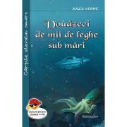 20000 de leghe sub mari-Jules Verne