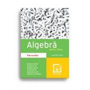 Memorator de algebră pentru liceu