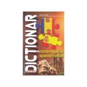 DICTIONAR roman-spaniol spaniol-roman