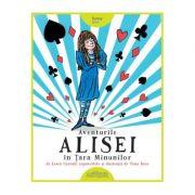 Aventurile Alisei în Țara Minunilor