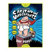 Aventurile Căpitanului Underpants