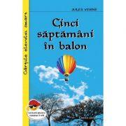 Cinci saptamani in balon-Jules Verne
