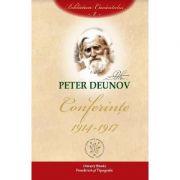 Conferinte 1914-1917- Peter Deunov
