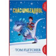 Crăciunozaurul | paperback
