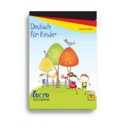 Deutsch fur Kinder – caiet de lucru pentru clasa pregatitoare