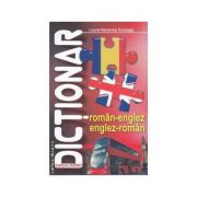 Dictionar roman - englez dublu rosu ( editura: Astro, autor: Laura - Veronica Cotoaga ISBN 978-606-92311-4-2 )