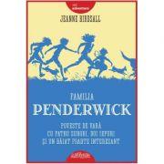 Familia Penderwick: Poveste de vară cu patru surori, doi iepuri și un băiat foarte interesant