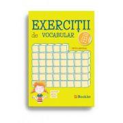 Exercitii de vocabular pentru clasele a-II-a – a IV-a