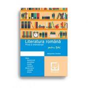 Literatura română pentru BAC – Proza şi dramaturgia