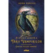 O istorie secretă a Țării Vampirilor II: Cartea fetiței-vampir