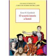 O scurtă istorie a lumii | paperback