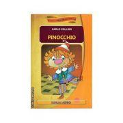 Pinocchio sau Aventurile unei papusi de lemn - adaptare dupa Carlo Collodi de Daniela Dumitrescu