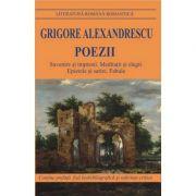 Poezii – Grigore Alexandrescu