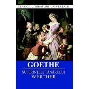 Suferintele tanarului Werther-J. W. Goethe