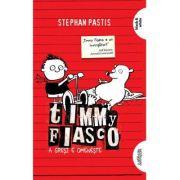 Timmy Fiasco 1. A greşi e omeneşte I paperback
