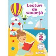 Lecturi de vacanţă clasa a II-a Texte amuzante şi atractive. Jocuri. Curiozităţi. Glume