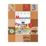 Matematica - Manual pentru clasa a III-a, semestrul I si semestrul II - Doina Cindea