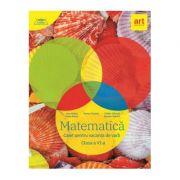 Caiet pentru vacanța de vară 2020 - Matematica - Clasa a VI-a - Clubul Matematicienilor - Marius Perianu