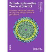Psihoterapia online. Teorie și practică.